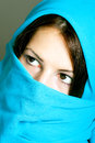 Beautiful Arabic woman Royalty Free Stock Photos