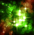 Beautiful art abstract bokeh background for Stock Image