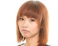 Beautiful asian woman looking at camera attractive chinese Royalty Free Stock Photography