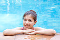 Beautiful Asian woman relaxing Stock Photo