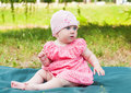 Beautiful baby Royalty Free Stock Photos