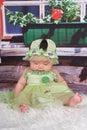Beautiful baby Royalty Free Stock Photo