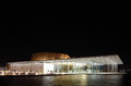 The beautiful Bahrain National Theatre Royalty Free Stock Photos