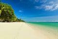 Beautiful beach in thailand at trang Royalty Free Stock Photos