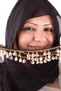 Beautiful Bedouin Woman Royalty Free Stock Image