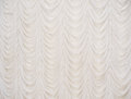 Beautiful beige curtain Royalty Free Stock Photos