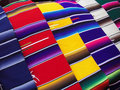 Beautiful Blankets Royalty Free Stock Photos