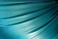 Beautiful of blue satin background Stock Image