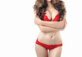 Beautiful body of woman Royalty Free Stock Photo