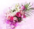 Beautiful bouquet Royalty Free Stock Images