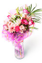 Beautiful bouquet Stock Photography