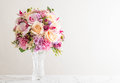 beautiful bouquet of flowers Royalty Free Stock Photo