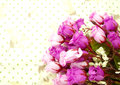 Beautiful Bouquet Pink Flowers...