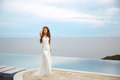 Beautiful Bride Girl In Beaded...