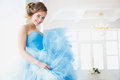 Beautiful Bride In Gorgeous Bl...