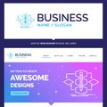 Beautiful Business Concept Brand Name Algorithm, design, method