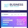 stock image of  Beautiful Business Concept Brand Name Blueprint, circuit, electr