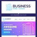 Beautiful Business Concept Brand Name Buildings, city, sensor, s
