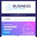 Beautiful Business Concept Brand Name Clinical, digital, health