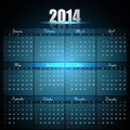 Beautiful Calendar For 2014 Te...