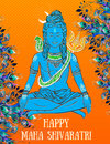 Beautiful card illustration