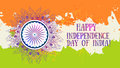 Beautiful card vector ornametal indian independence day with mandala invitation in independence day observed annually on august is Stock Photo