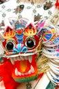 Beautiful Chinese Dragon Kite Royalty Free Stock Photo