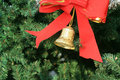 Beautiful christmas bells Stock Photo