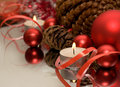 Beautiful Christmas decoration Stock Photos