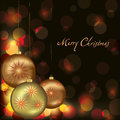 Beautiful Christmas and New year background Royalty Free Stock Photos
