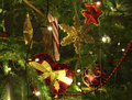 Beautiful christmas tree Royalty Free Stock Photo