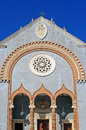 Beautiful church in St Augustine FL Stock Images