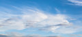 The beautiful clouds and sky in the good day Royalty Free Stock Photo