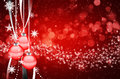 Beautiful colorful xmas background Royalty Free Stock Photo