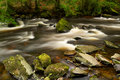 Beautiful creek of Clare Glens Stock Image