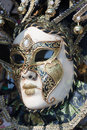 Beautiful decorative venetian mask Stock Photos