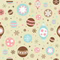 Beautiful design Christmas seamless pattern Stock Photo