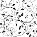 Beautiful floral pattern Stock Photo