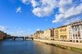 Beautiful Florence landscape, Italy Royalty Free Stock Photo