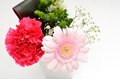 Beautiful flower arrangement. Royalty Free Stock Photo
