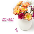 Beautiful flower bouquet Royalty Free Stock Photo