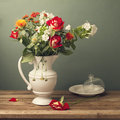 Beautiful flower bouquet Stock Photography
