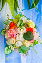 Beautiful flower close up for wedding decoration Royalty Free Stock Photos