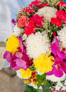 Beautiful flower close up for wedding decoration Stock Photography