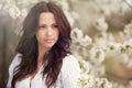Beautiful Girl Face Portrait C...