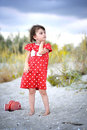 Beautiful girl posing Royalty Free Stock Photos
