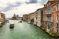 Beautiful gondolas, typical streets of Venice, Italy Royalty Free Stock Photo