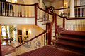 Beautiful grand staircase Royalty Free Stock Photo