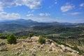 Beautiful Greek Landscape.