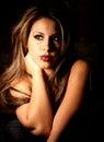 Beautiful Hispanic Woman Royalty Free Stock Photo